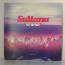 "Sultana – Te Amo (Vinyl, 12"", Maxi 45 Tours)"