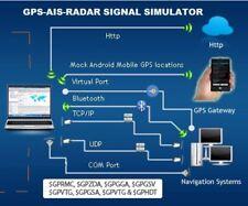 GPS AIS RADAR SOUNDER/NMEA Signal Generator