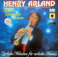 Henry Arland Goldene Klarinetten-Träume (1985) [LP]