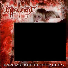 ENTHRALLMENT - Immerse into bloody bliss  CD (Metalage, 2009) *Death Metal