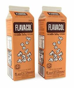 Gold Medal Products 2045 Flavacol Seasoning Popcorn Salt 35 OZPack of 2