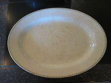 Edwin Knowles Vitreous Large Oblong Serving Platter 21-1-7