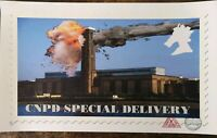 James Cauty 060 1994 K Foundation Award, CNPD Special Delivery Ltd edition 12/31