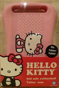 Sanrio Hello Kitty Rubber Tabeo Tablet Protective Bumper Case