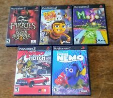 5 GAME LOT SONY PLAYSTATION 2 GAMES COMPLETE WITH MANUALS TESTED AND PLAY GREAT