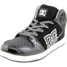 Zapatillas deportivas de mujer DC Shoes de tacón bajo (menos de 2,5 cm) de color principal negro