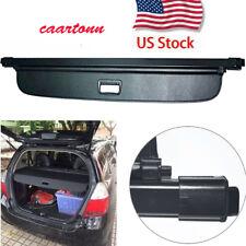 Retractable Tonneau Trunk Privacy Shielding Cargo Cover For 2007 2008 Honda Fit