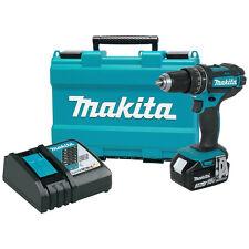 Makita XPH102 18-Volt 3-Amp LXT LED Lithium-Ion Cordless Hammer Driver-Drill Kit