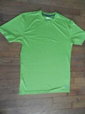 Men'S Everlast Sport T-Shirt w/Wicking; Lime Green; Size Small, Bnw/oTag