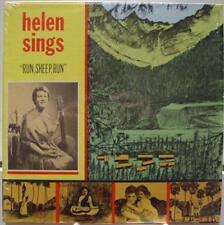 Helen Landsverk - Run Sheep Run LP VG+ 7 8091 Vinyl 1967 Record Private