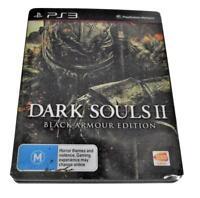 Dark Souls II Black Armour Edition Sony PS3