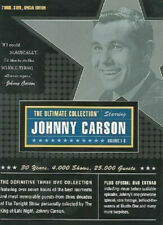 Carson Entertainment- Johnny Carson-2002 The Ultimate Collection- 3 DVD/Disc Set