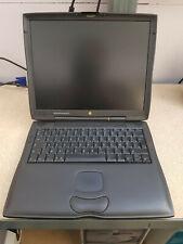Apple PowerBook G3 233mhz 512k 2GB HD/4MB Vintage Macintosh laptop