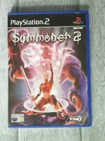 Sony Playstation 2 Game - Summoner 2 - PS2 - Complete - Tested PAL
