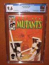 New Mutants #26 CGC 9.6! 1st FULL Legion 2nd BEST CGC Grade 12 pix Ships INSURED