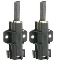 FITS BEKO WASHING MACHINE CARBON BRUSHES WITH HOLDERS 2 PACK - 1 PAIR