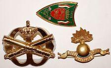 Lot 3 insignes militaire a identifier (1)