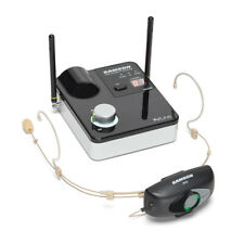 NEW Samson AirLine 99m AH9 Headset System Micro Wireless System D Band