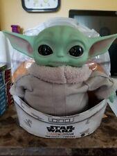 Mattel Star Wars The Mandalorian The Child Baby Yoda 11-Inch Figure