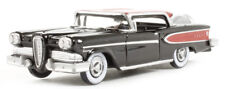 Oxford Diecast 8758001 Edsel Citation 1958 in black/red 1:87 Scale Diecast
