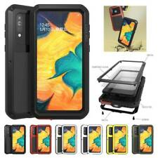 For Samsung Galaxy A20 A30s A40s 2019 LOVEMEI Armor Waterproof Case Screen Cover