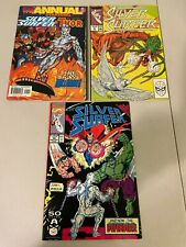 Silver Surfer Lot 8 58 Annual #'98 Thor