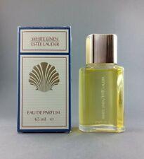 Profumo vintage originale Estee Lauder WHITE LINEN eau de parfum 65 ml splash