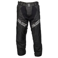 New HK Army Paintball HSTL Line Playing Pants - Black - Large L (34-38)