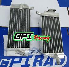 L&R aluminum radiator Honda CRF450R 2005 2006 2007 2008 05 06 07 08