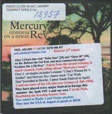 (BG120) Mercury Rev, Goddess on a Hiway - 1999 DJ CD