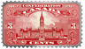 2018 CANADA HISTORICAL STAMP PARLIAMENT BUILDING 1927 99.99% PURE SILVER  COIN