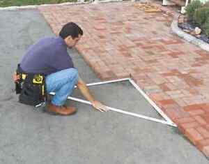 Stanley STA145013 48in Aluminium Folding Builders Square Floor Tiling 1-45-013