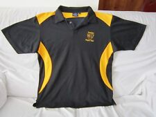 CAMDEN RUGBY POLO SHIRT SIZE LARGE
