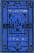 CERAMICS - 1875 - BRIC-A-BRAC HUNTER -EARLY COLLECTOR IN EUROPEAN CITIES ACCOUNT