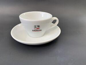 Vintage Lavazza Espresso Coffee Set  Cup &  Saucer Collectible IPA Italy