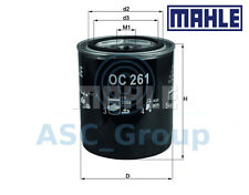 Genuine MAHLE Replacement Screw-on Engine Oil Filter OC 261 OC261
