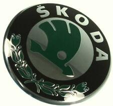 SKODA FABIA II  07-15 LOGO anteriore cofano Emblem EMBLEMA 3U0 853 621 B MEL