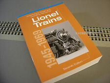 GREENBERG'S O GAUGE REPAIR MANUAL LIONEL 1945-1969 train access postwar 10-8160