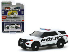 2020 Ford Explorer Police Hot Pursuit Series 34 Diecast 1:64 Greenlight 42910F*