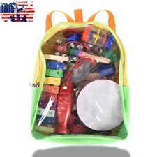 Musical Toys Instrument Toddler Kids Music Educational Learning Gift W/ Cool Bag