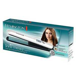 Remington Hair straightener Shine therapy S8500 With 5 Year Warranty