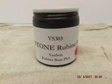 Pantone Rubine Red Ink for Letterpress Printing Press (3.2oz.)