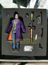 REAL INSTOCK!! 1/12 Scale Bullet Head The Criminal Joker Clown Action Figure Set