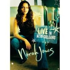 "NORAH JONES ""LIVE IN NEW ORLEANS"" DVD NEW+"