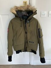 Men's Canada Goose Chilliwack Bomber Size Large, Green RRP £775