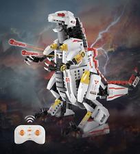 Godzilla Brick Kit with Remote Control RC 2.4G Compatible with Lego Bricks
