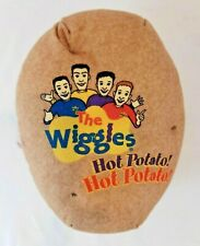 THE WIGGLES HOT POTATO HOT POTATO MUSICAL TOY TOSSING KIDS GAME - FREE SHIPPING