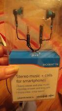 Plantronics Backbeat 116 Black/Blue In-Ear Only Headsets