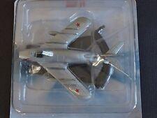 MIG 17 Fresco De Agostini Diecast Russian Aircraft Model 1:100 Scale