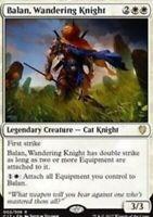 Balan, Wandering Knight x1 Magic the Gathering 1x Commander 2017 mtg card